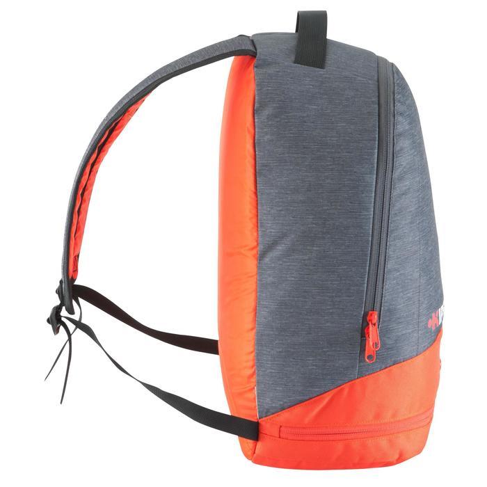 Sac à dos de sports collectifs Intensif  20 litres gris chiné - 1061914