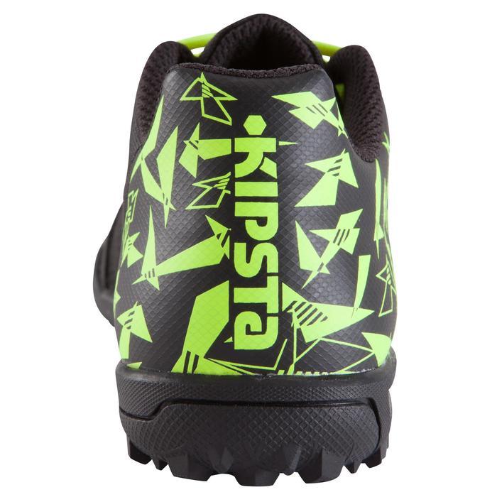 Chaussure de football enfant terrains durs Agility 300 HG noire - 1061923