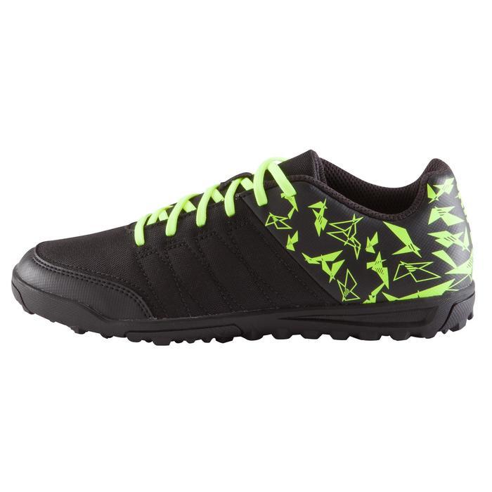 Chaussure de football enfant terrains durs Agility 300 HG noire - 1061924