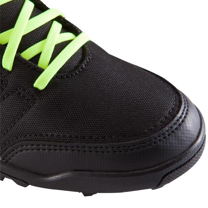 Chaussure de football enfant terrains durs Agility 300 HG noire - 1061925