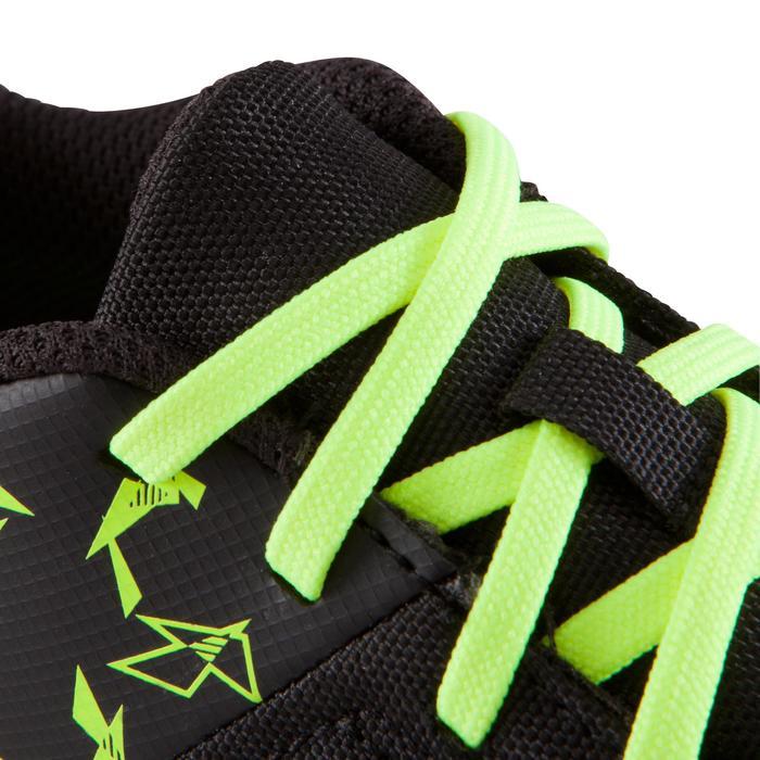 Chaussure de football enfant terrains durs Agility 300 HG noire - 1061926