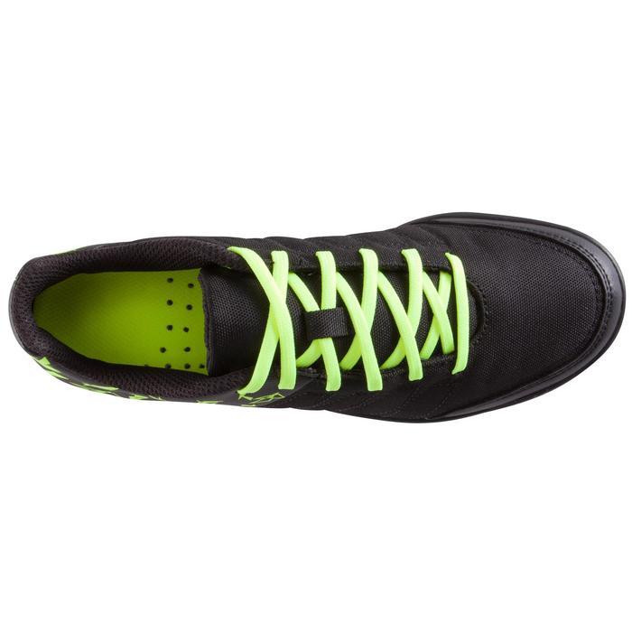 Chaussure de football enfant terrains durs Agility 300 HG noire - 1061931
