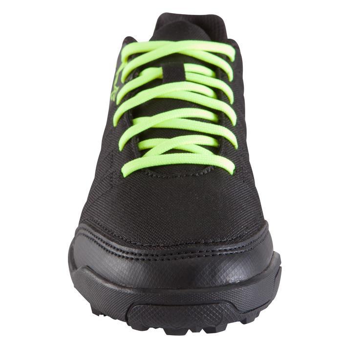 Chaussure de football enfant terrains durs Agility 300 HG noire - 1061932