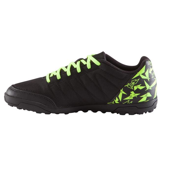 Chaussure de football enfant terrains durs Agility 300 HG noire - 1061933