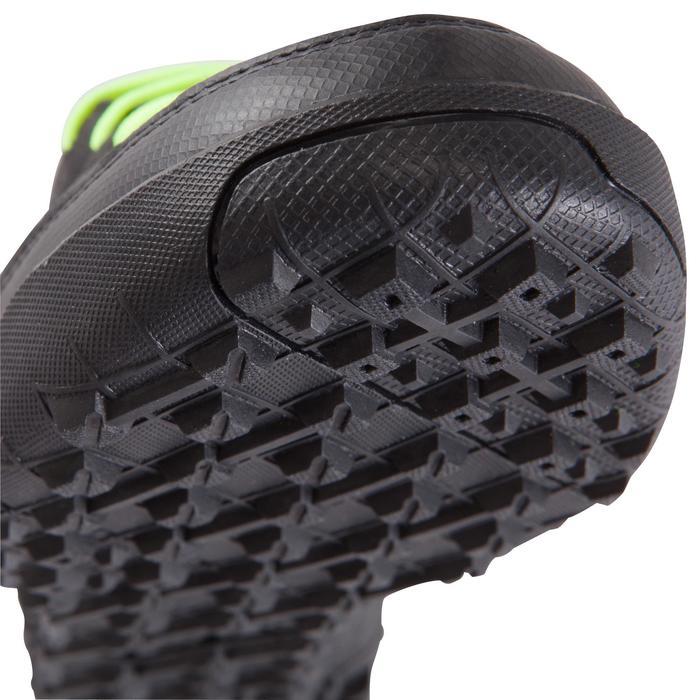 Chaussure de football enfant terrains durs Agility 300 HG noire - 1061936