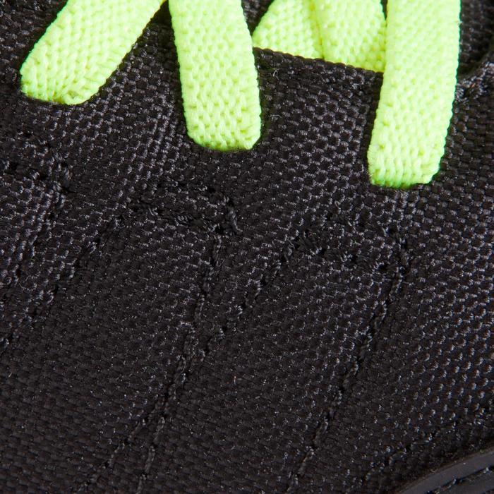 Chaussure de football enfant terrains durs Agility 300 HG noire - 1061945