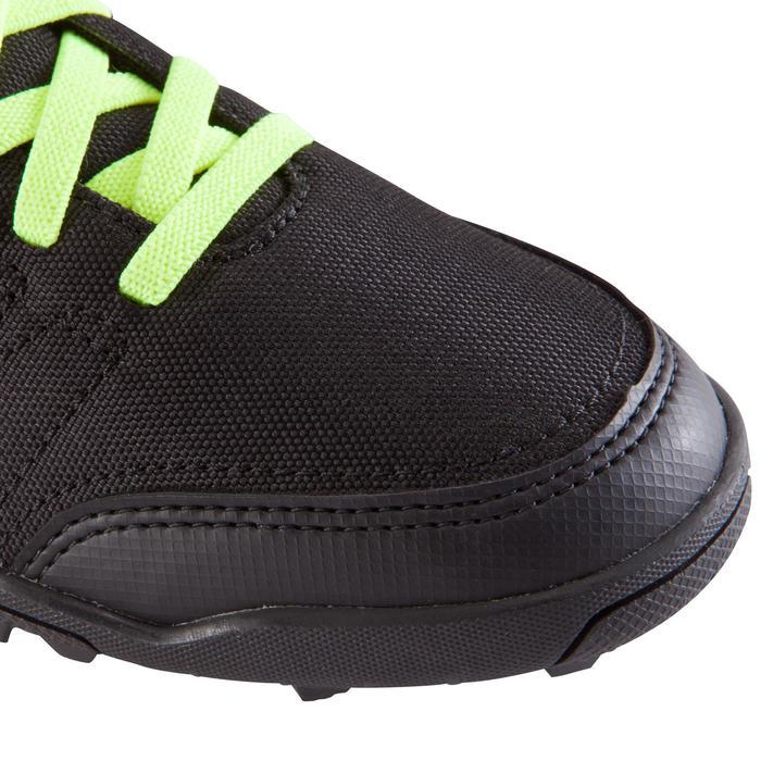 Chaussure de football enfant terrains durs Agility 300 HG noire - 1061947