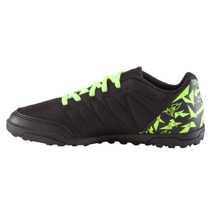 Chaussure de football enfant terrains durs Agility 300 HG noire - 1061949