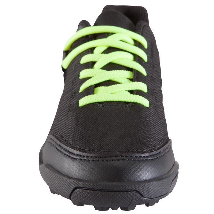 Chaussure de football enfant terrains durs Agility 300 HG noire - 1061950