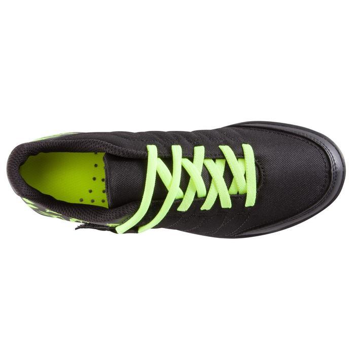 Chaussure de football enfant terrains durs Agility 300 HG noire - 1061955