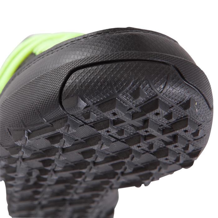 Chaussure de football enfant terrains durs Agility 300 HG noire - 1061960
