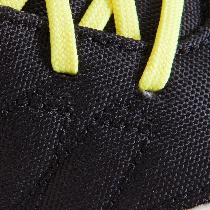 Chaussure de futsal enfant CLR 500 à scratch bleue - 1061986