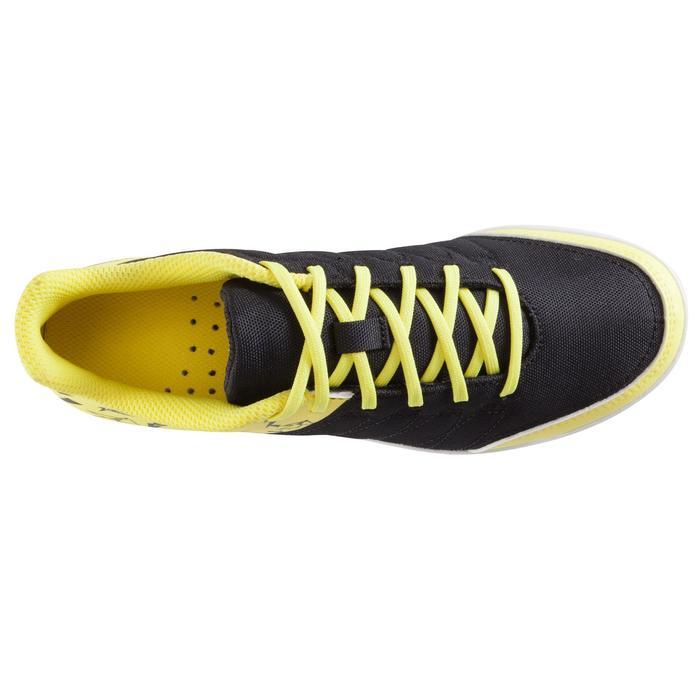 Chaussure de futsal enfant CLR 500 à scratch bleue - 1061990