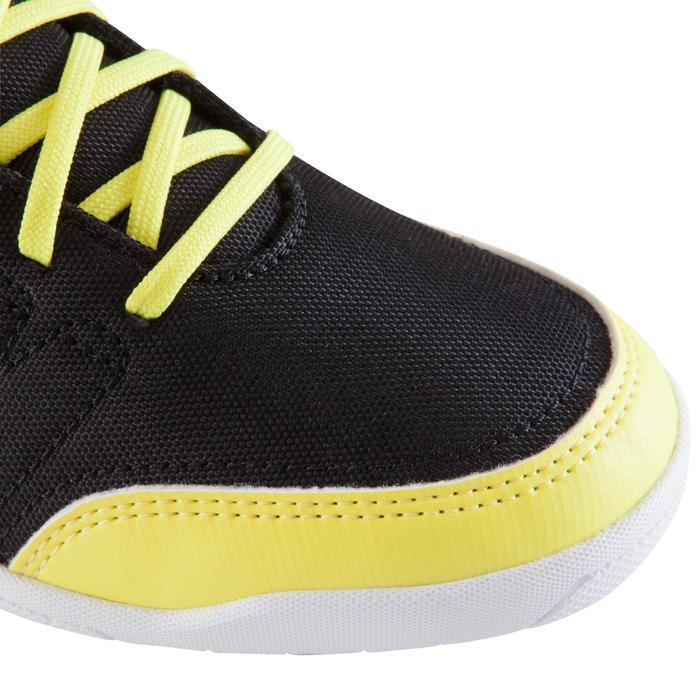 Chaussure de futsal enfant CLR 500 à scratch bleue - 1061992