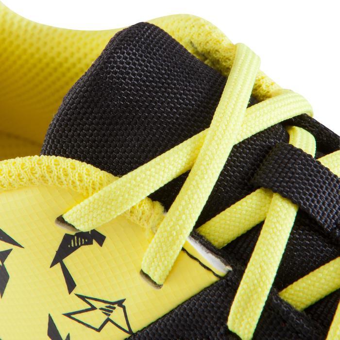 Chaussure de futsal enfant CLR 500 à scratch bleue - 1061995