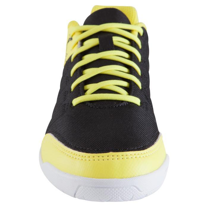 Chaussure de futsal enfant CLR 500 à scratch bleue - 1061996