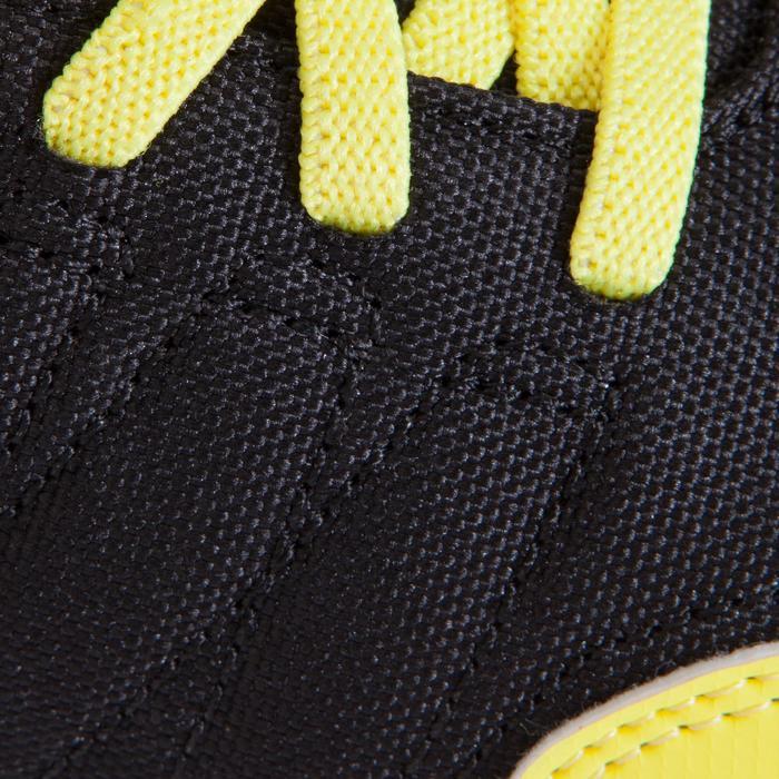 Chaussure de futsal enfant CLR 500 à scratch bleue - 1061998