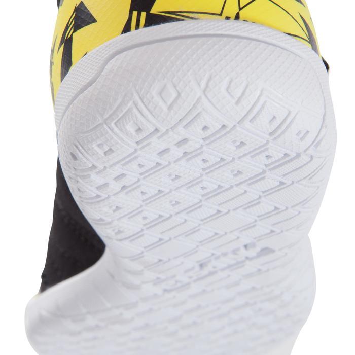 Chaussure de futsal enfant CLR 500 à scratch bleue - 1061999
