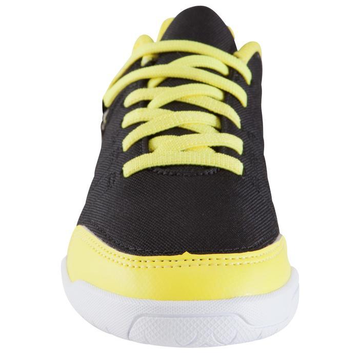 Chaussure de futsal enfant CLR 500 à scratch bleue - 1062003
