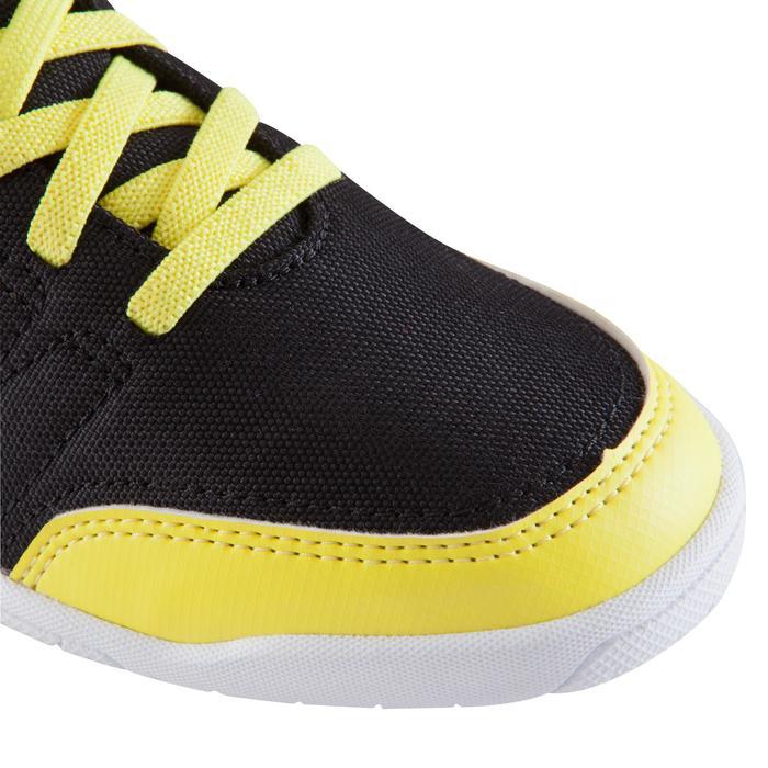Chaussure de futsal enfant CLR 500 à scratch bleue - 1062007