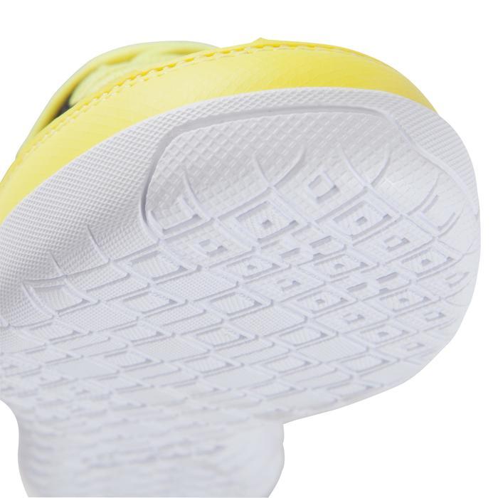 Chaussure de futsal enfant CLR 500 à scratch bleue - 1062010
