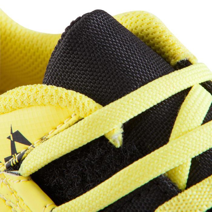 Chaussure de futsal enfant CLR 500 à scratch bleue - 1062012