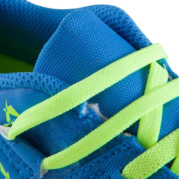 Chaussure de futsal enfant CLR 500 à scratch bleue - 1062030