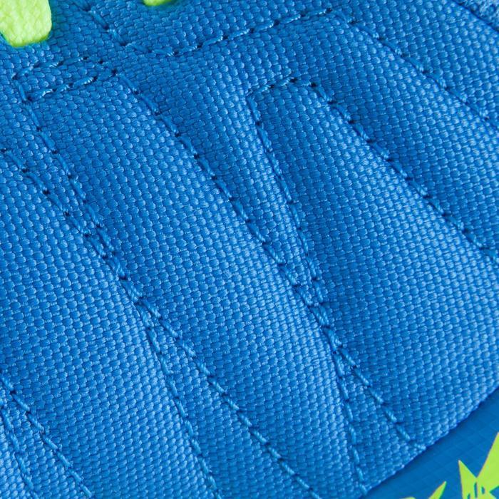 Chaussure de futsal enfant CLR 500 à scratch bleue - 1062034