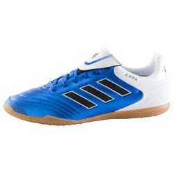 Zaalvoetbalschoenen Copa 17.4 voor volwassenen blauw