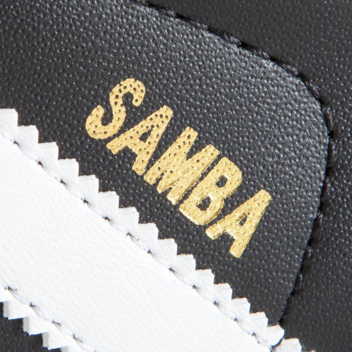 Zaalvoetbalschoenen volwassenen Samba zwart