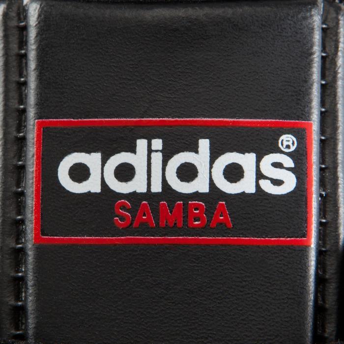 Hallenschuhe Samba Erwachsene schwarz