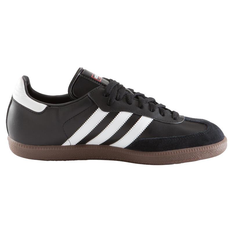 Chaussure de futsal adulte Samba cuir noir