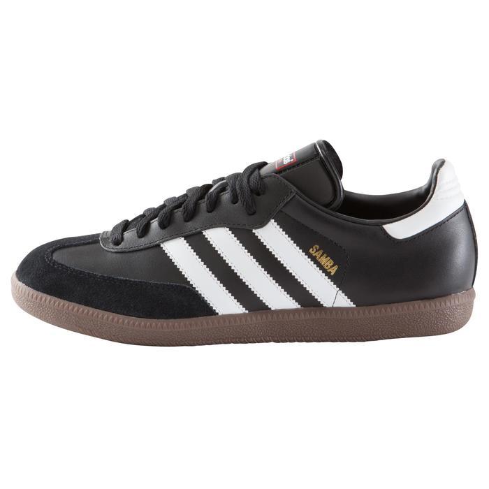 Zaalvoetbalschoenen Samba volwassenen zwart