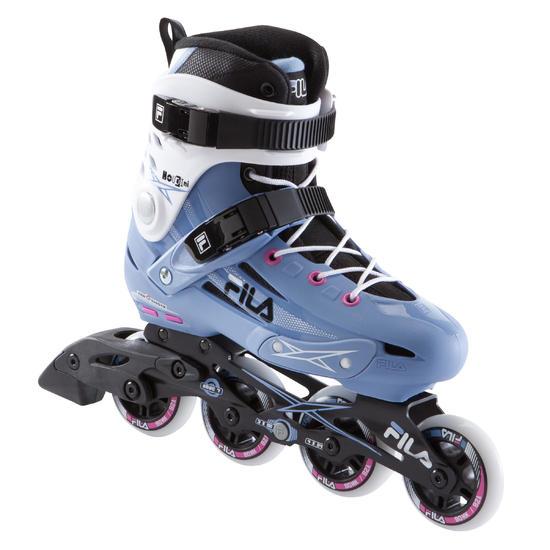 Inline skates Fila Houdini voor volwassenen blauw/magenta - 1062836