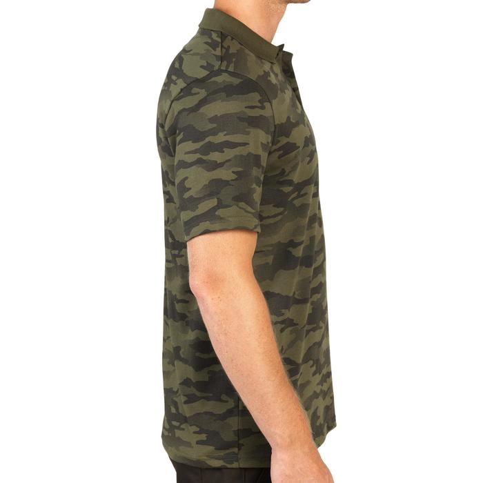 Polo chasse 100 manches courtes - 1062881
