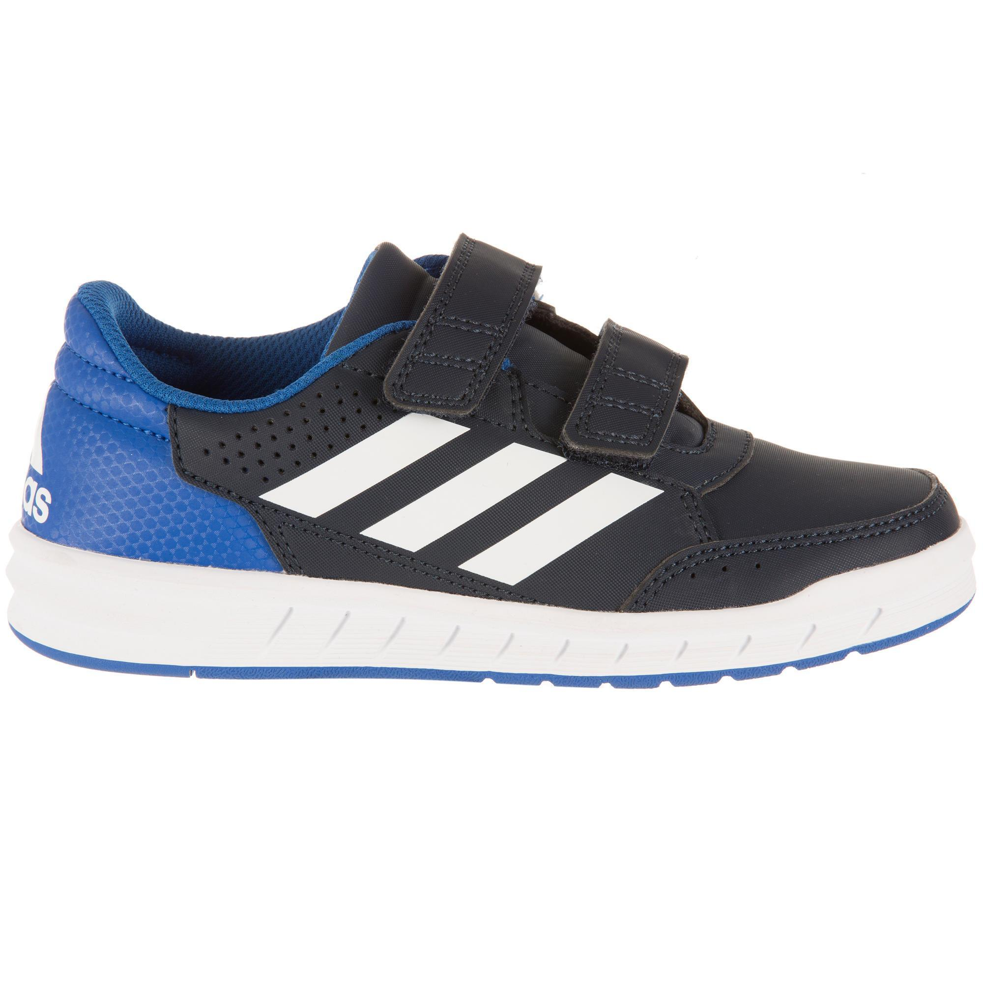 adidas dragon bleu decathlon
