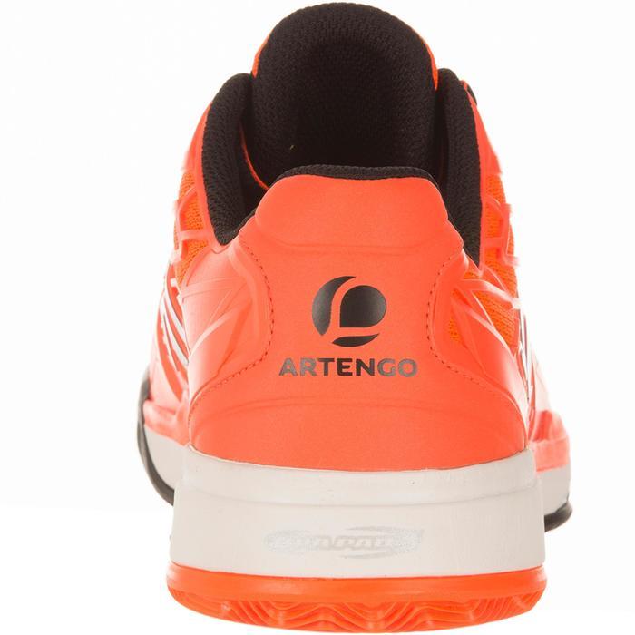 CHAUSSURES DE TENNIS HOMME  TS990 NOIR TERRE BATTUE - 1063045