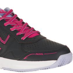 Padelschoenen Dames PS830 Blauw Roze