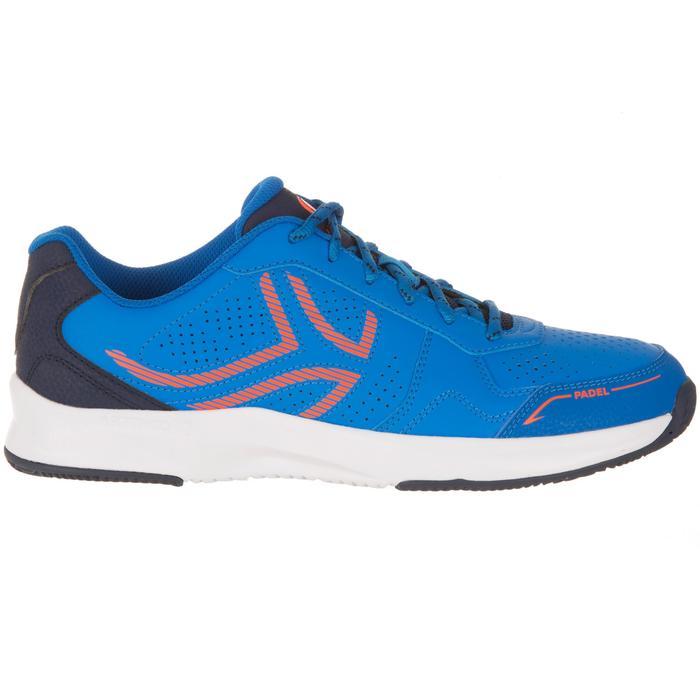 Chaussures de padel Homme PS830 Bleu / Orange - 1063190