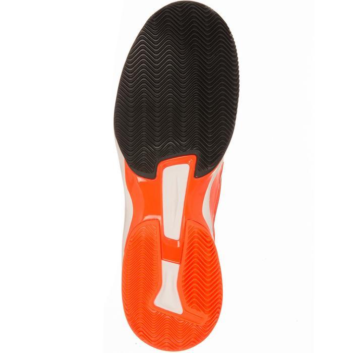 Tennisschoenen voor heren Artengo TS990 gravel fluo-oranje