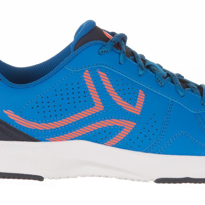 Chaussures de padel Homme PS830 Bleu / Orange - 1063451