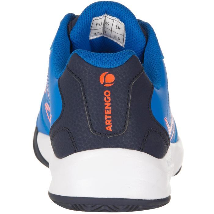 Chaussures de padel Homme PS830 Bleu / Orange - 1063546