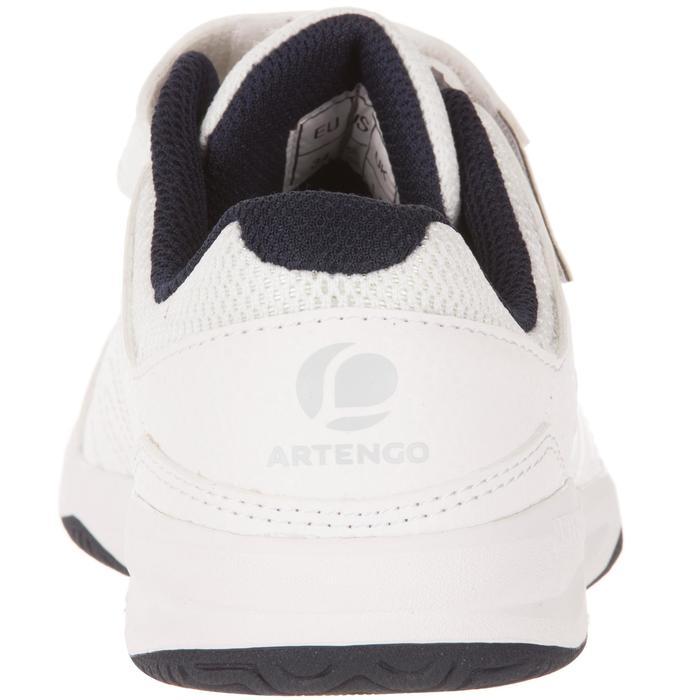 CHAUSSURE ENFANT TENNIS ARTENGO TS160 BLEU ARC EN CIEL - 1063624