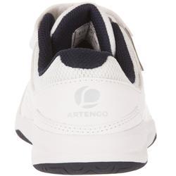 CHAUSSURES ENFANT TENNIS ARTENGO TS160 WHITE