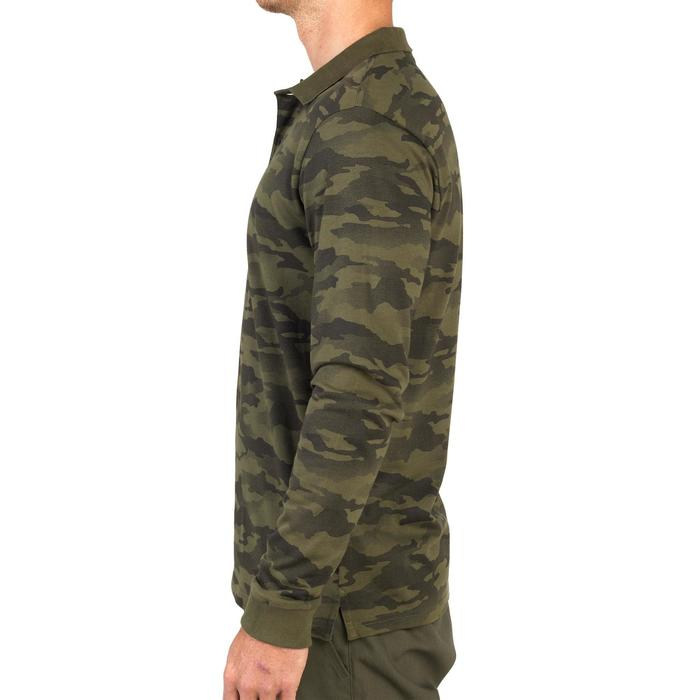Polo 100 manches longues camouflages - 1063628