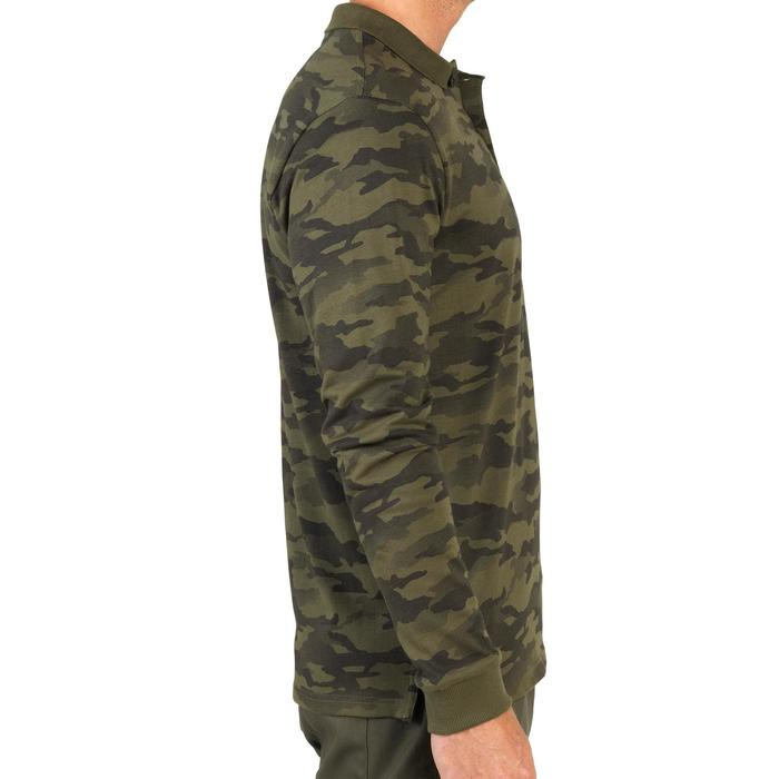 Polo 100 manches longues camouflages - 1063629