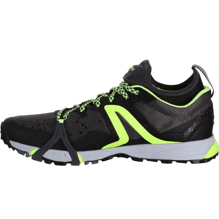 Nordic walking schoenen voor heren NW 900 zwart / groen