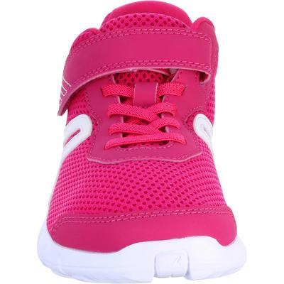 נעלי הליכה ספורטיביות נושמות לילדים דגם Soft 140 Fresh - ורד