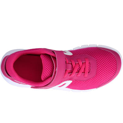Soft 140 fresh kids' walking shoes pink