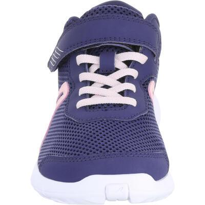Chaussures marche enfant Soft 140 Fresh marine / corail